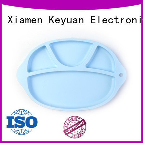 Keyuan 160*12*2 mm silicone household products Non-slip For meal