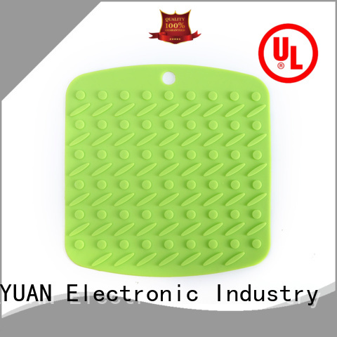 Keyuan newest silicone household items Customized Embossed For Children