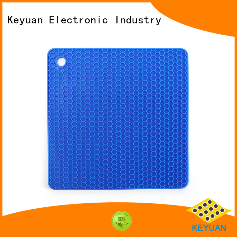 Keyuan eco-friendly household silicone items Insulation Pad