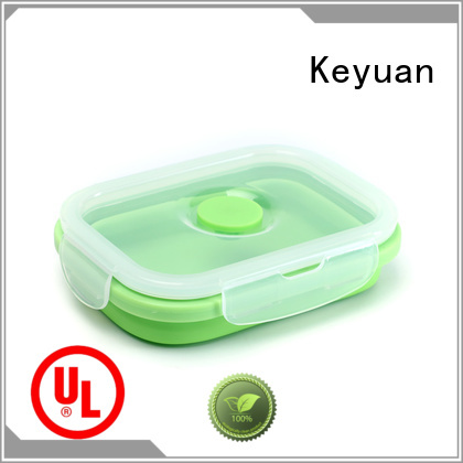 Keyuan square silicone household items series for household