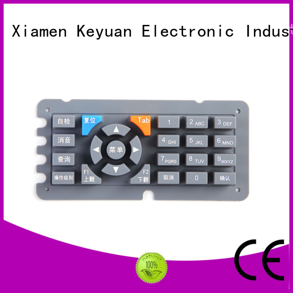 0.3-0.9mm silicone rubber products manufacturer For Massage Chair Keyuan
