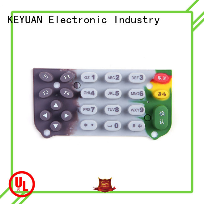 Keyuan quality silicone rubber products manufacturer personalized for commercial
