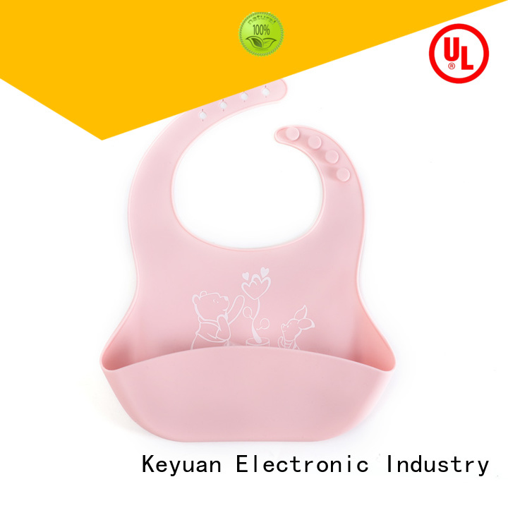 Keyuan baby girl bibs manufacturer for household