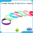 Keyuan 180*12*2 mm or 190*12*2 mm silicone household items Trivet Mat For meal
