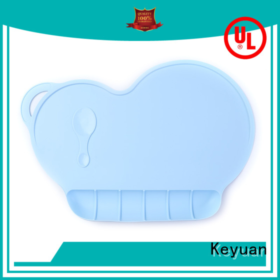 Child silicone household items 160*12*2 mm Trivet Mat For Household