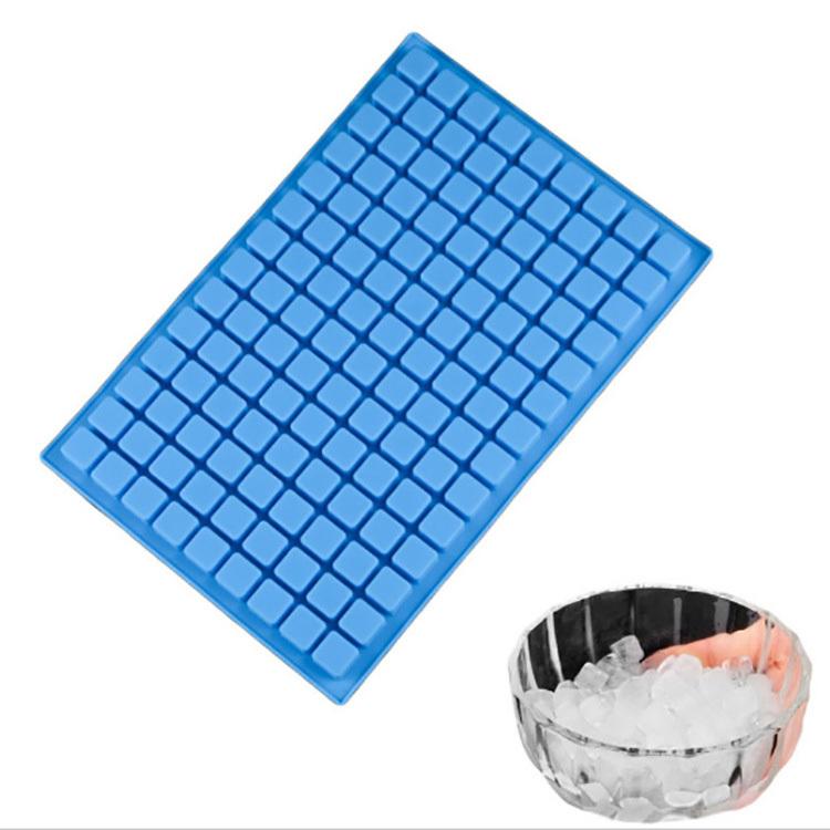 15 Square Food Grade Silicone Ice Cube Mold