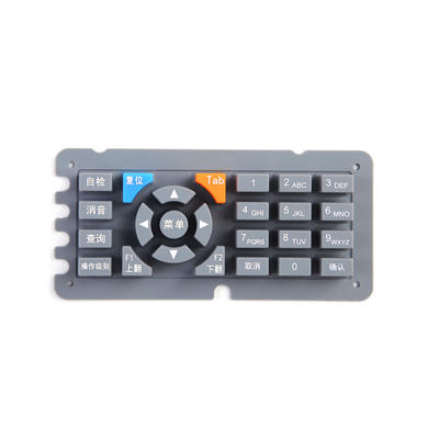 Conductive Rubber Keypad For Printer