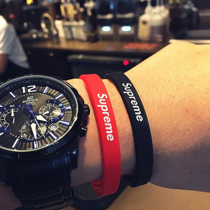 Silicone Rubber Bracelets