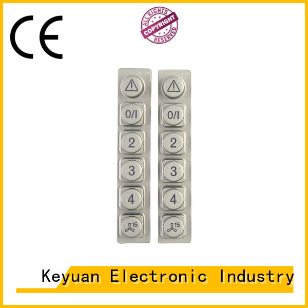 Keyuan silicone rubber products manufacturer supplier for commercial