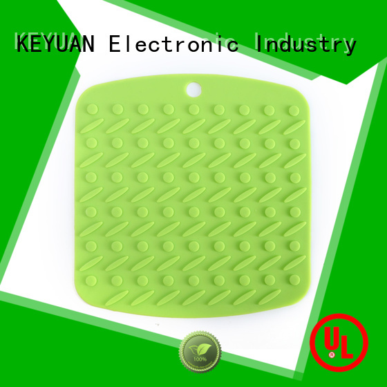 Keyuan 160*12*2 mm silicone household products cloud icon For food delivering