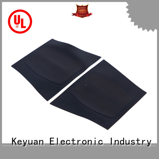 Conductive silicone for Massage belt