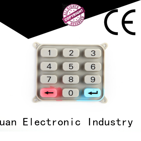 Keyuan newest silicone rubber products company For electronic