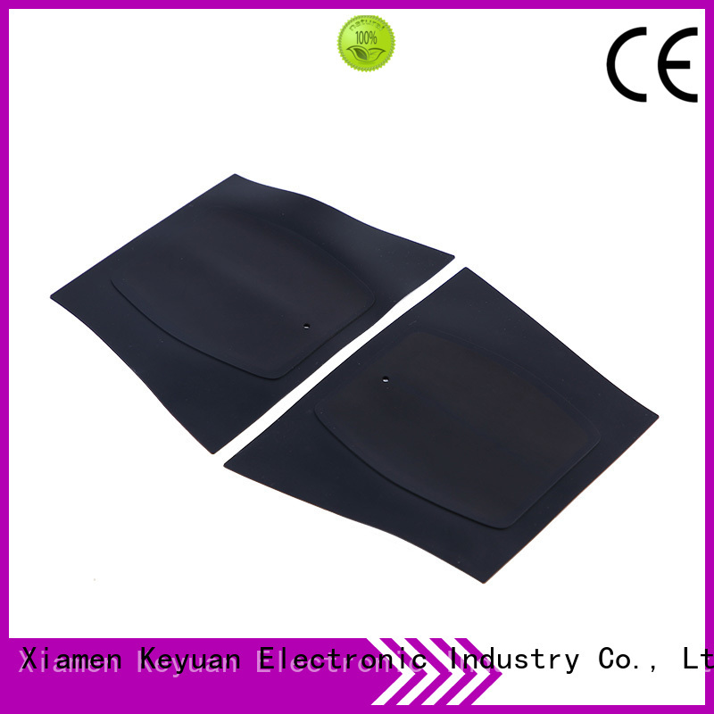 Keyuan Top silicone rubber products custom For Home Remote Control