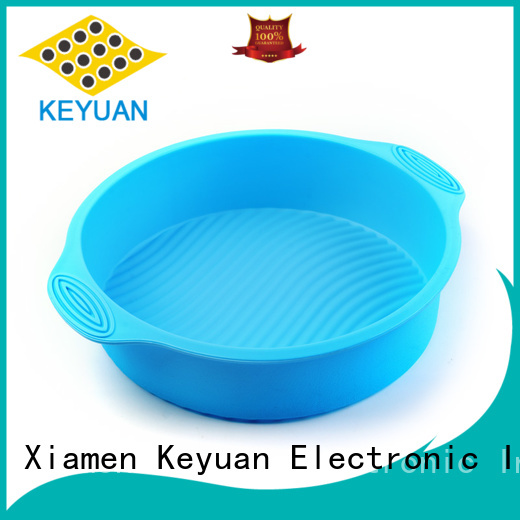 9 Inch Round Large Food Grade Silicone Cake Mold