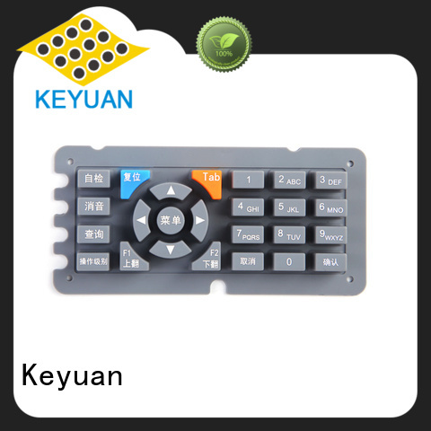 best Silicone Home Remote Keypad Dustproof For Rubber Product