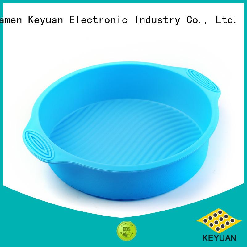 Keyuan 100% food grade silicone Thick Food Grade Silicone Pot Grabber Easy Clean
