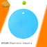 Keyuan 18*18*0.8cm household silicone items Insulation Pad For Household
