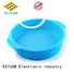 Keyuan Thick silicone kitchen items Heat Resistant For heating