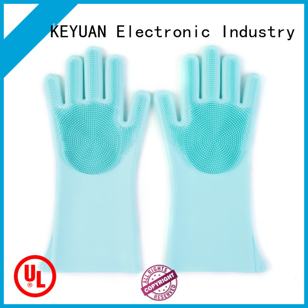 Keyuan Insulation kids silicone placemat 160*12*2 mm For Household