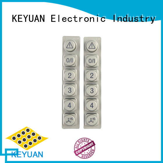 Keyuan Cheap silicone rubber products OEM/DEM For Home Remote Control