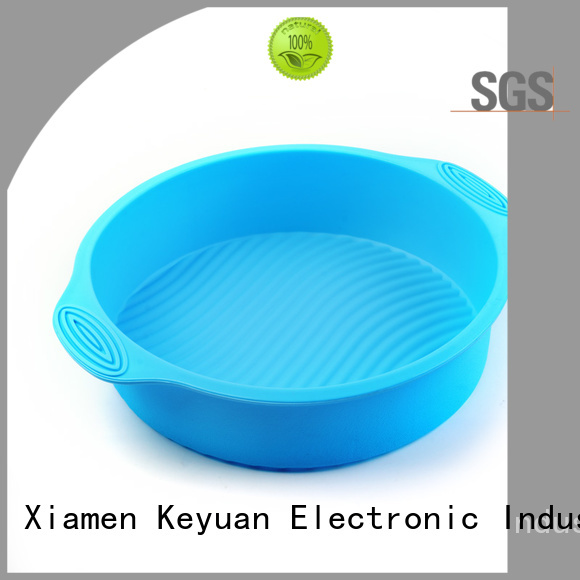 15 Square silicone kitchen items Freezer safe For oven