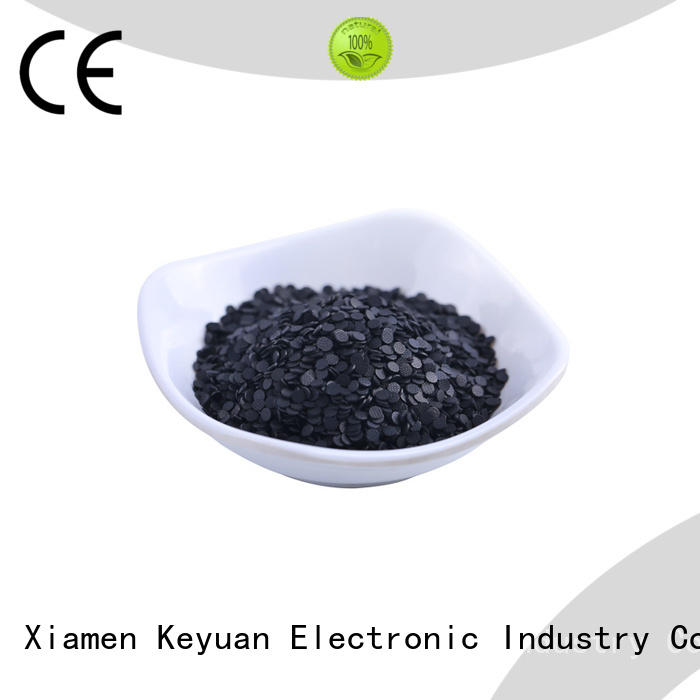 Keyuan Rubber silicone rubber components -30—200℃ For Air Conditioner Remote Control