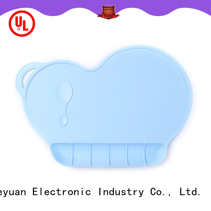 Baby silicone household items 202*12*2 mm Insulation Pad