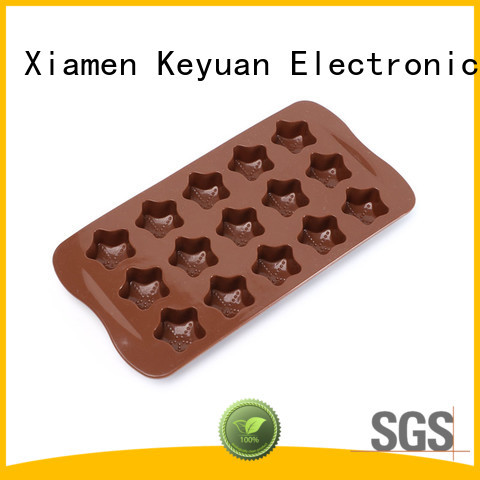Keyuan 100% food grade silicone silicone kitchen products Oven safe