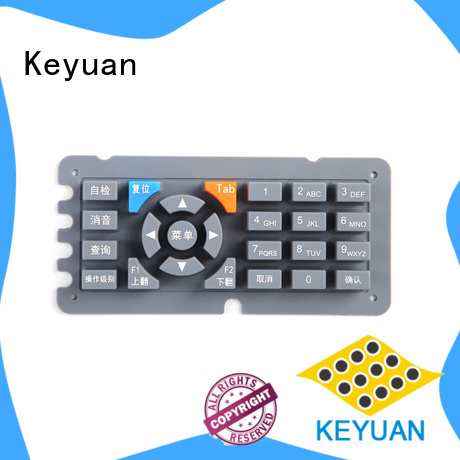 approved silicone rubber products supplier for remote control