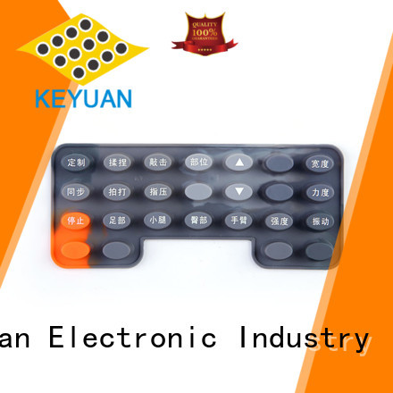 Keyuan newest o rings and seals below 100Ω For Home Remote Control