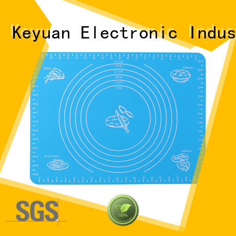 Keyuan 2019 silicone kitchenware products Microwave safe