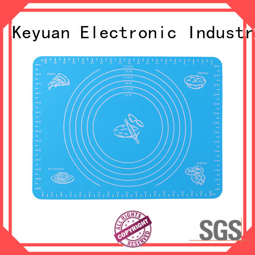 Keyuan nonslip silicone kitchen items with good price for industrial