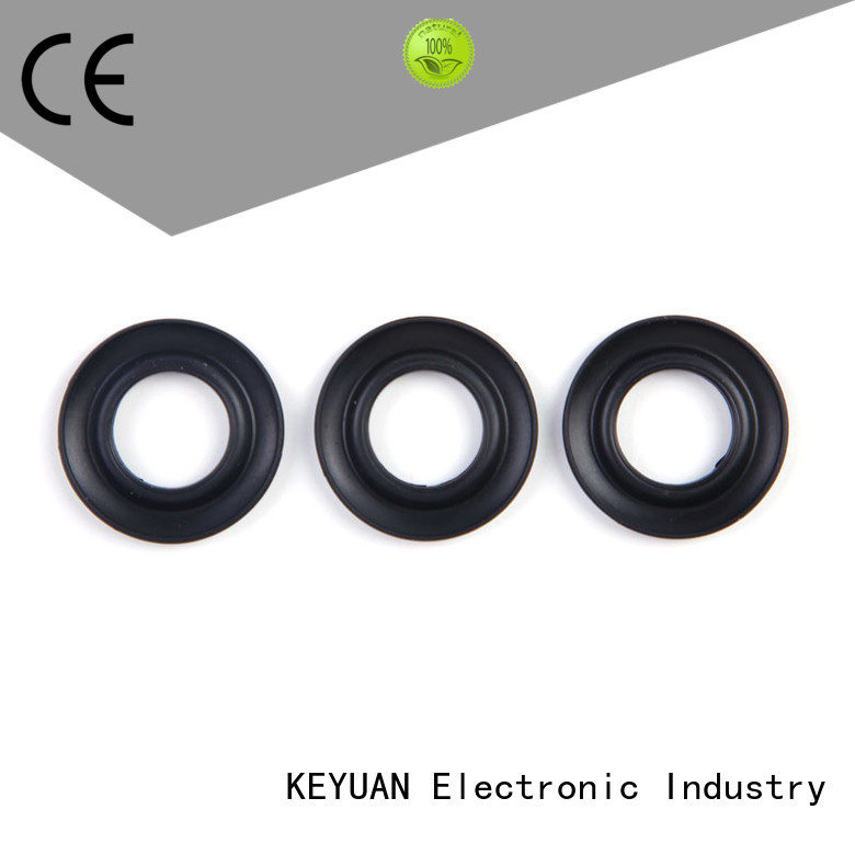 Keyuan below 100Ω silicone rubber products Panel For electronic