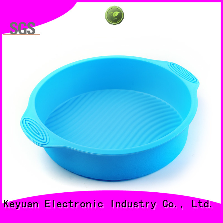 Keyuan Food Grade silicone kitchen items For cake making
