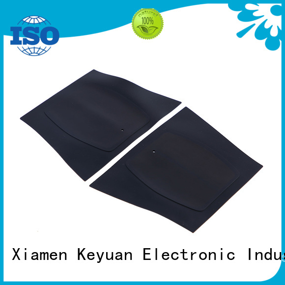 0.3-0.9mm silicone rubber products manufacturer customized For Rubber Product Keyuan