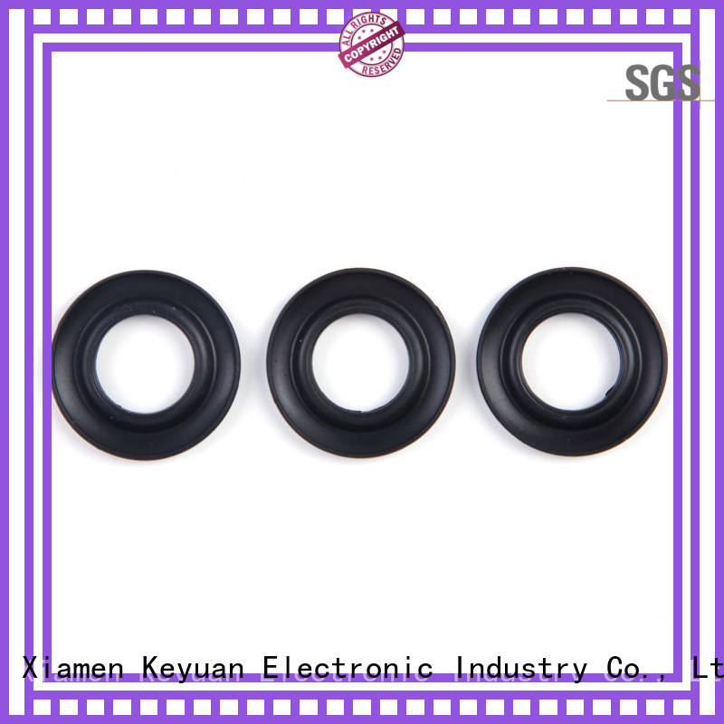 Keyuan below 100Ω silicone rubber products custom For Keypad