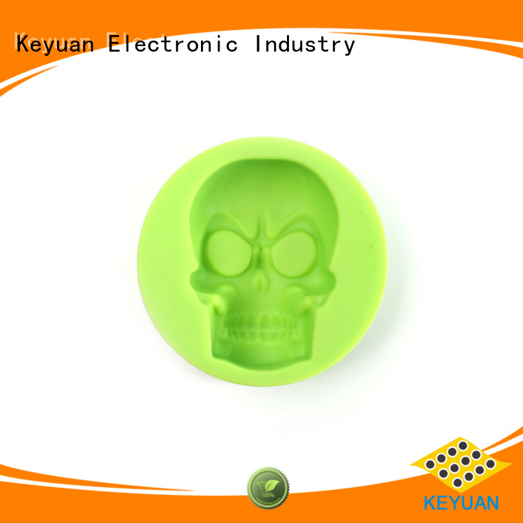 Keyuan Food Grade silicone kitchen products Easy Clean For cake making