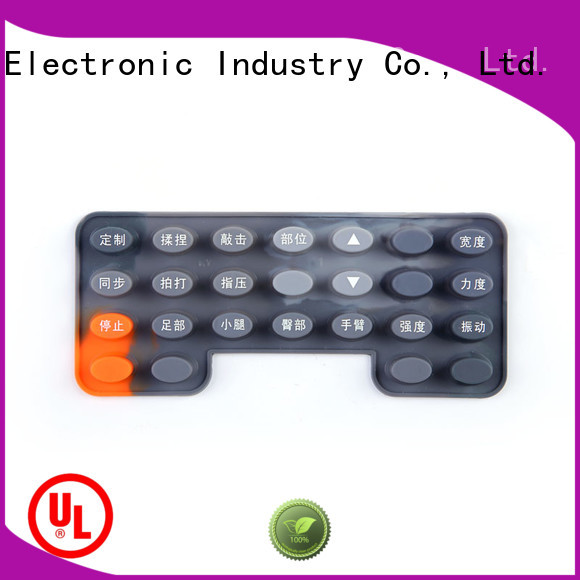 elegant silicone rubber products supplier for industrial