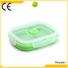 Food Grade Silicone Folding Lunch Box