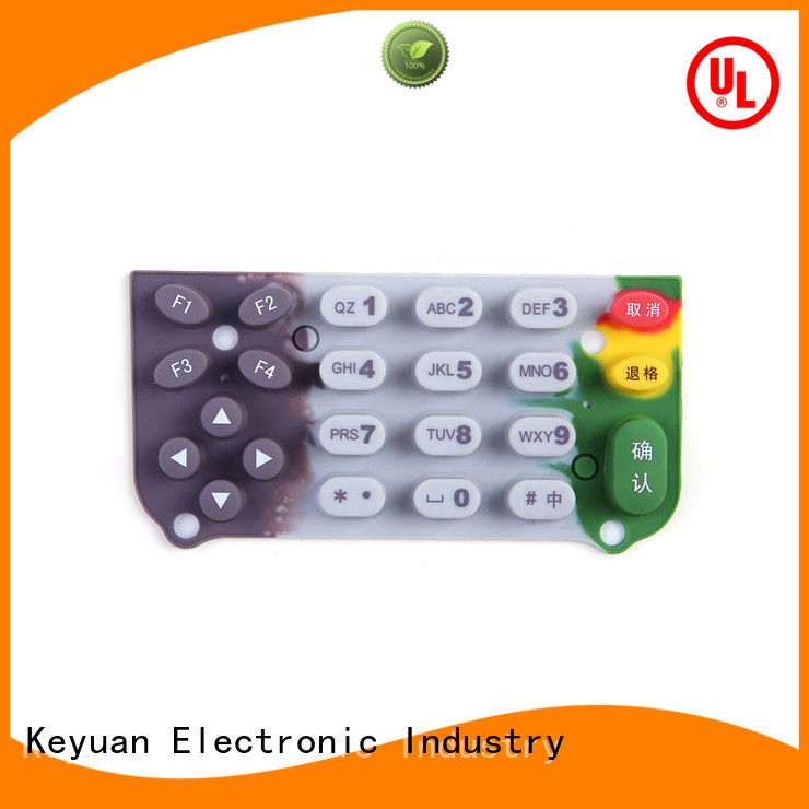 Cheap silicone rubber products Purity: 75 For Home Remote Control