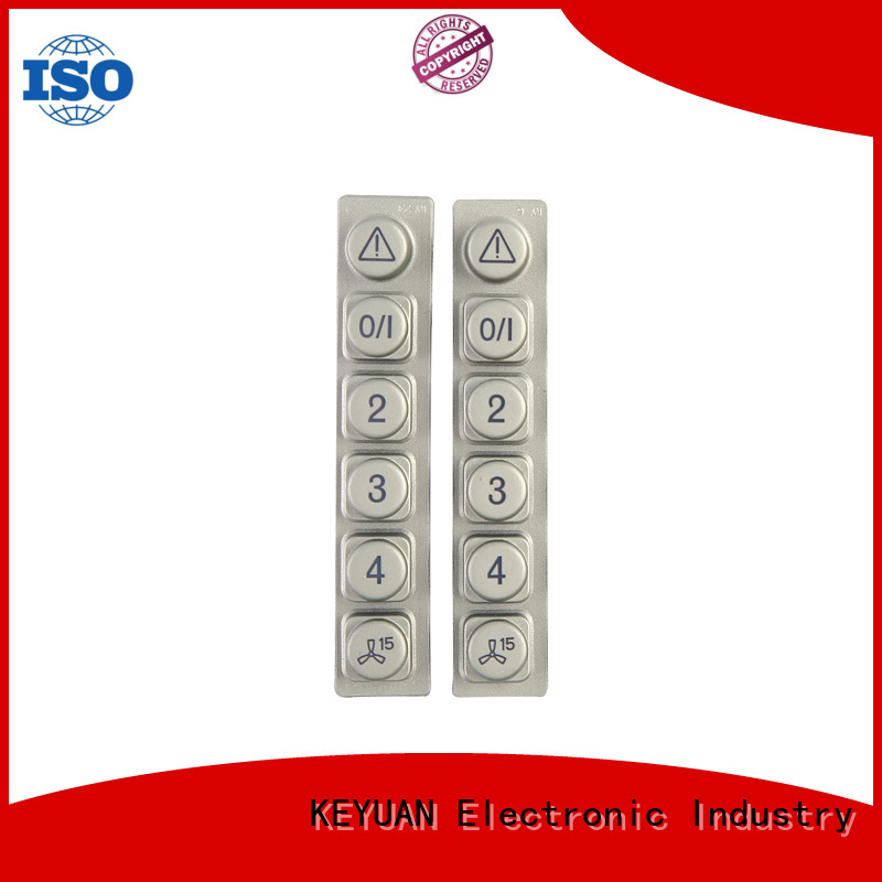 Keyuan Cheap silicone rubber products manufacturer For Massage Chair