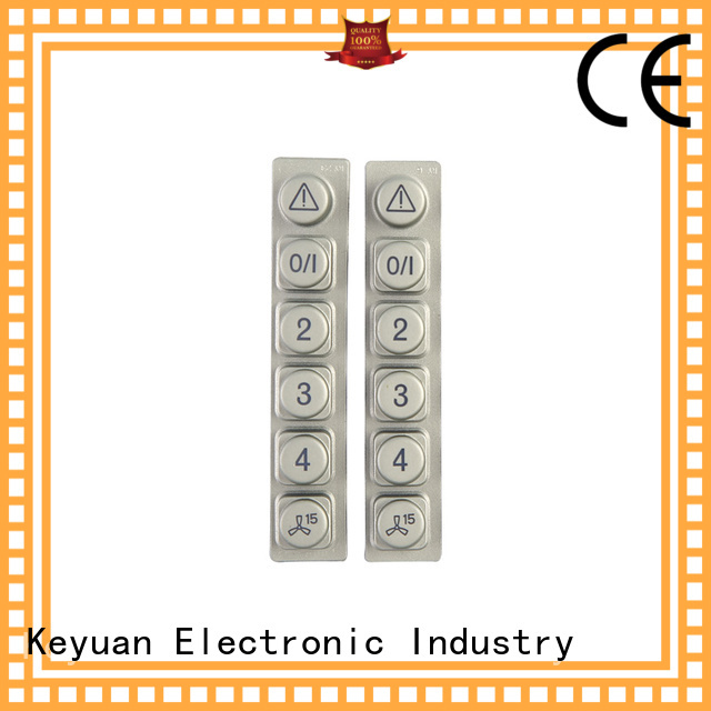 -30—200℃ silicone rubber products manufacturer customized For Home Remote Control Keyuan