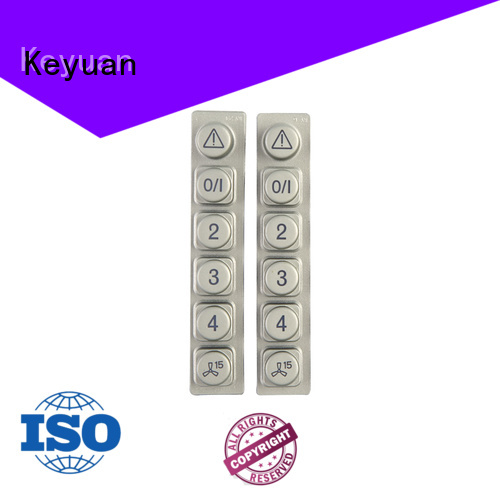Keyuan Diameter: 1-9mm silicone rubber products manufacturer combo For Air Conditioner Remote Control