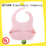 Keyuan 18*18*0.8cm silicone household items Trivet Mat For food delivering
