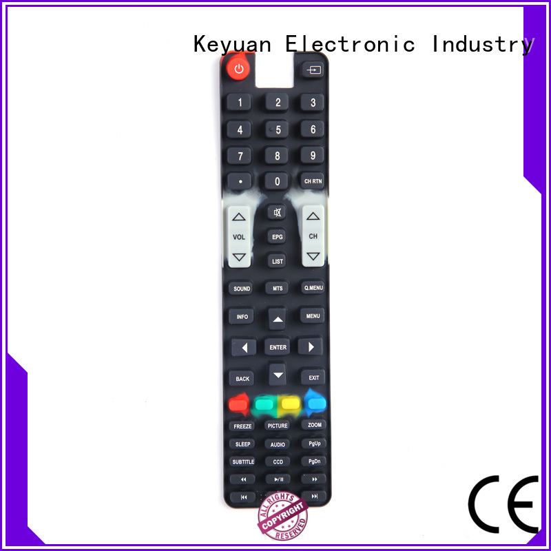 Keyuan excellent silicone rubber products for electronic