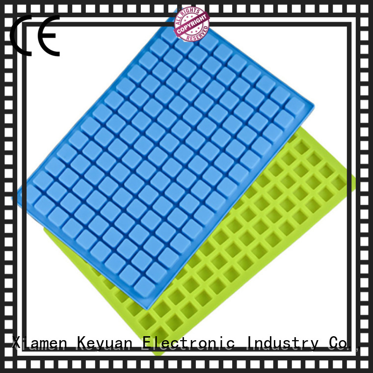 Keyuan Cotton Insulation silicone baking pads 15 Square