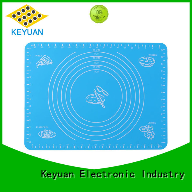 Keyuan Food Grade silicone kitchen items For heating