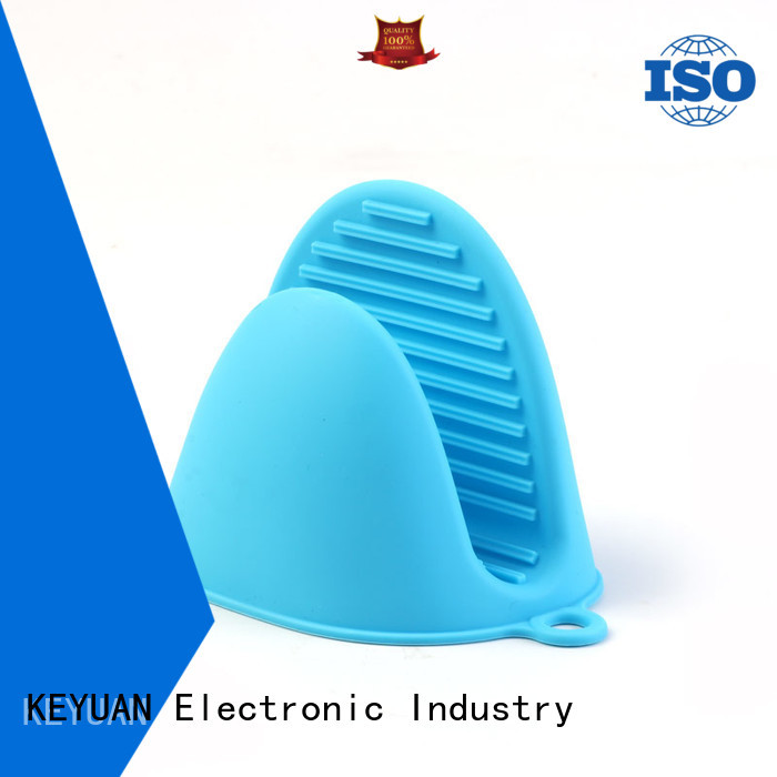 Keyuan Newest silicone kitchen products Dishwasher safe For oven