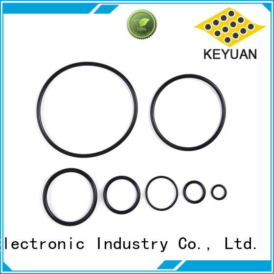 Diameter: 1-9mm Silicone Pos Machine Keypad -30—200℃ For electronic Keyuan