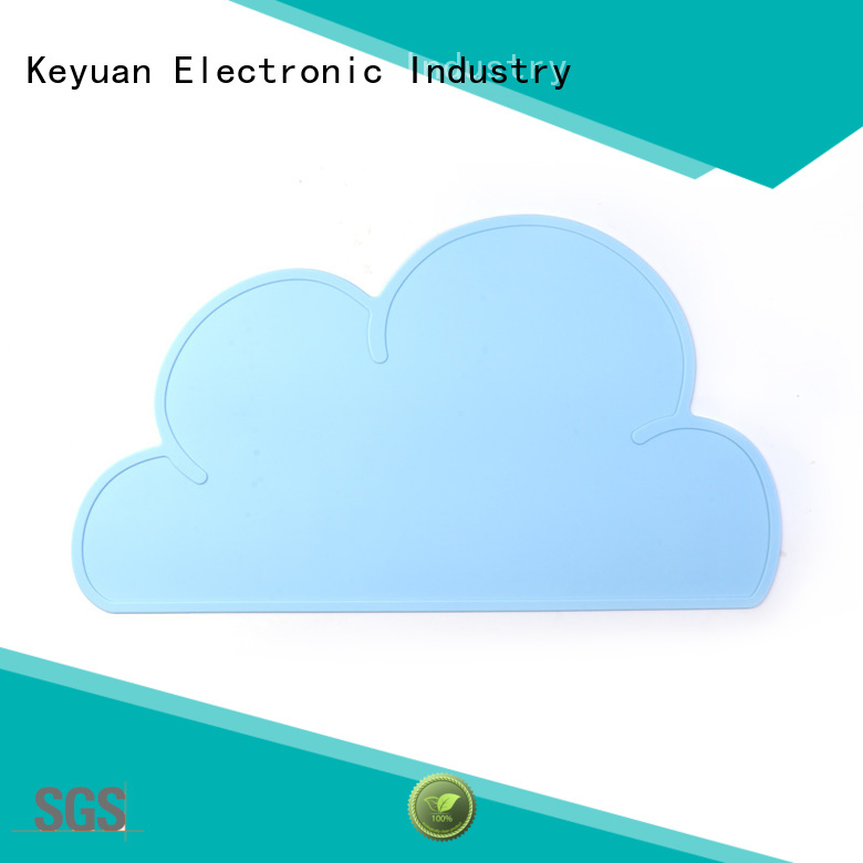 Keyuan 202*12*2 mm silicone household items Insulation Pad